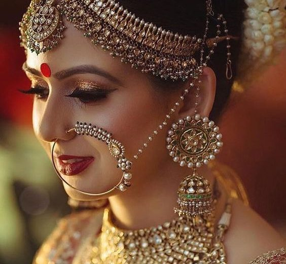 Tips For Picking Bridal Jewellery Online, Bridal Design Ideas