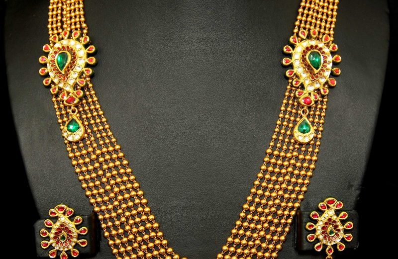 Top South Indian Gold Jewelry Designs GoldnCart