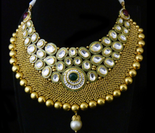 Latest Top Indian Gold Jewelry Design GoldnCart